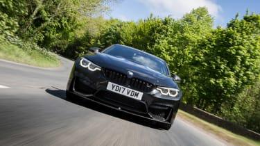 BMW M4 2017 facelift  nose