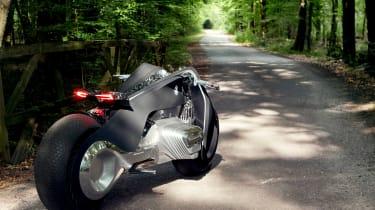 BMW Motorrad Vision Next 100 rear side