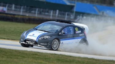 World Rallycross RX2 - front action