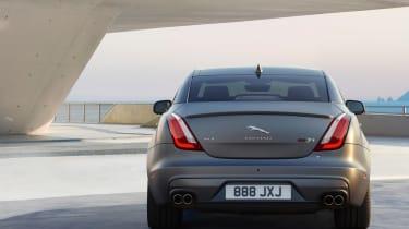 Jaguar XJR575 rear