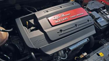 Alfa Romeo Giulietta engine