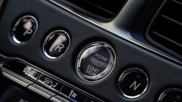 Aston Martin DB11 Volante - buttons