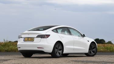 Tesla Model 3 - rear static