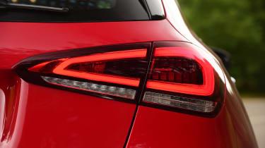 Mercedes A-Class - rear light