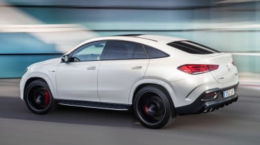 Mercedes-AMG GLE 63 S Coupe - rear