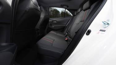 Toyota Corolla GR Sport - rear seats