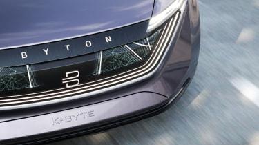 Byton K-Byte Concept - front