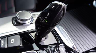 BMW X4 - transmission