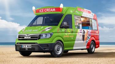 Ice cream MAN April fools 2017