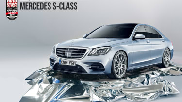 Mercedes S-Class - 2019 Luxury Car of the Year