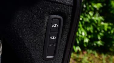 Volvo XC90 long-term test - boot controls