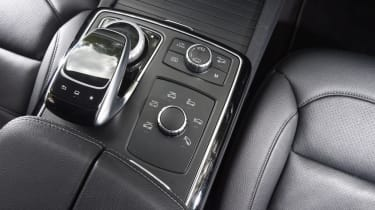 Used Mercedes GLE - transmission