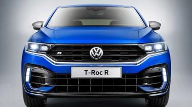 Volkswagen T-Roc R - full front studio