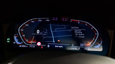 BMW 3 Series - studio dials