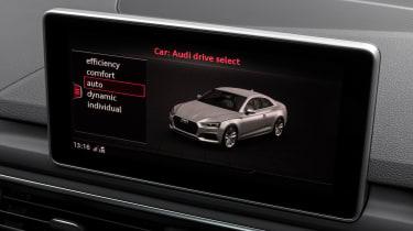 Audi A5 Coupe 2.0 TDI - Drive Select