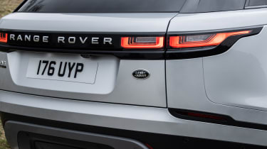 Range Rover Velar P400e - rear detail