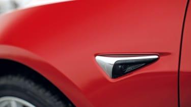 Tesla Model 3 - exterior detail