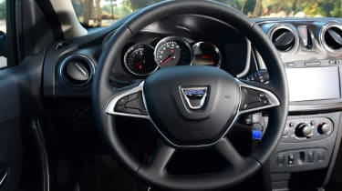 Dacia Sandero 2017 facelift