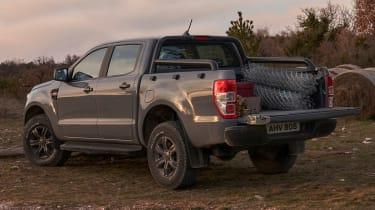 Ford Ranger Wolftrak - rear