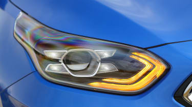 Kia Ceed - front light