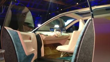 BMW Vision iNEXT -  LA Motor Show - interior