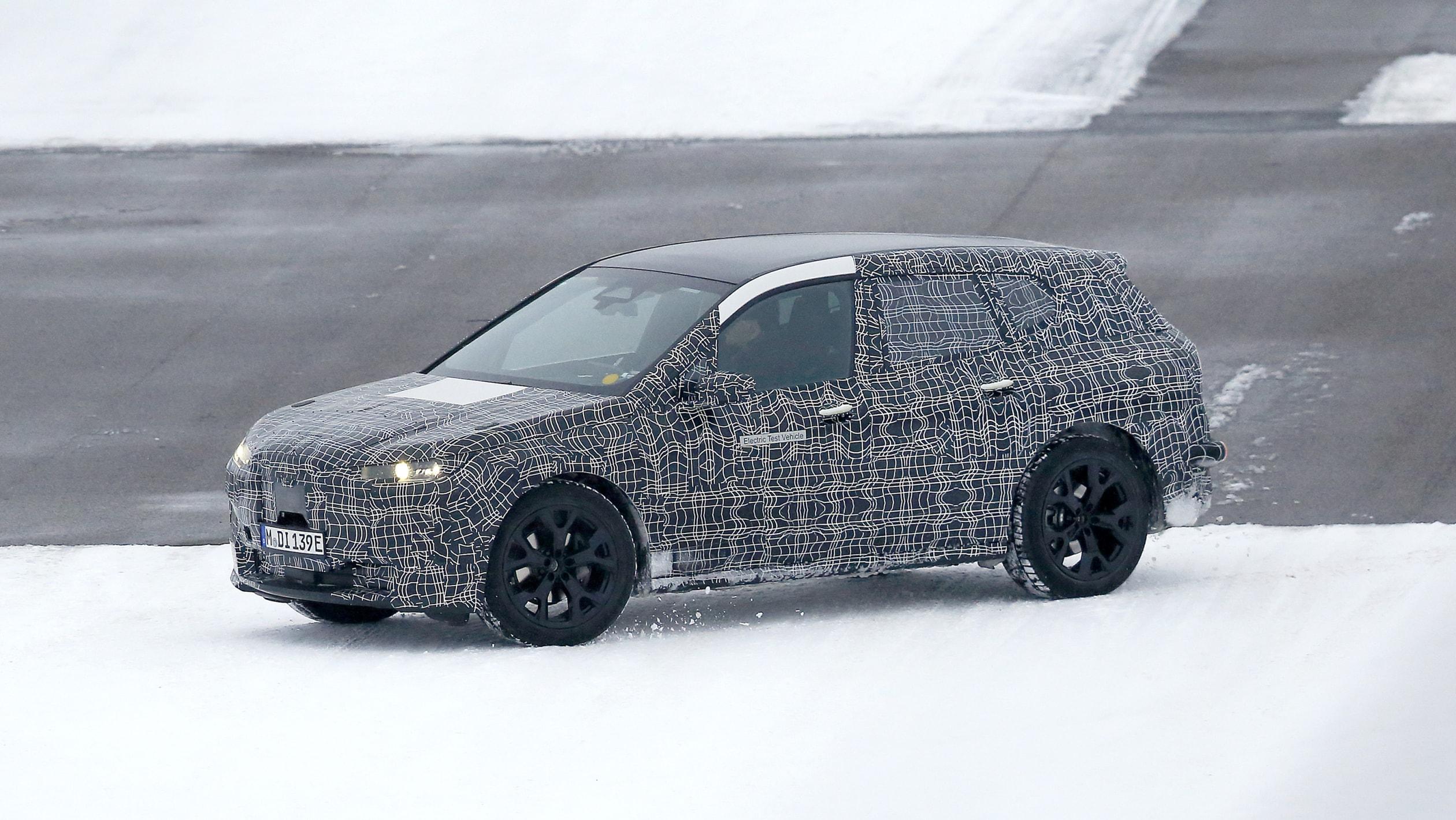 2020 BMW i6/iNEXT/iX8/iX 9