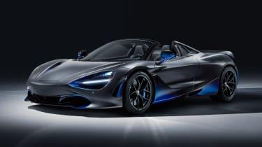 McLaren 720S Spider by MSO - front