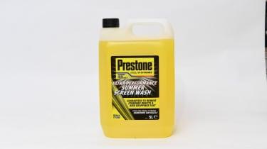 Best screen wash 2021 - Prestone Ultimate