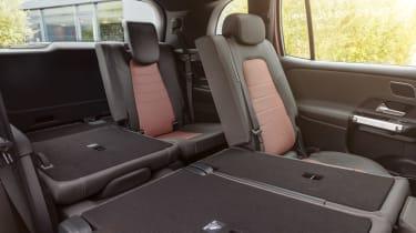 Mercedes EQB - seats