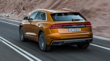 Audi Q8 - rear