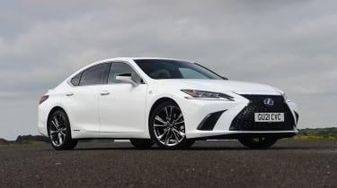 Lexus ES - front
