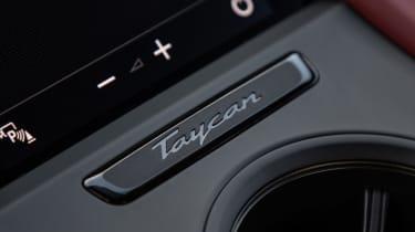 Porsche Taycan 4S - Taycan detail
