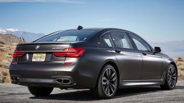 BMW 7 Series 760Li - rear quarter