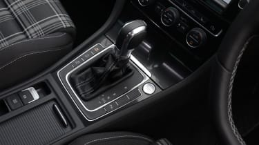 Volkswagen Golf GTD gearbox