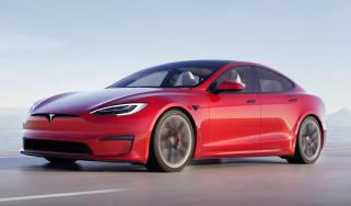 Tesla Model S static