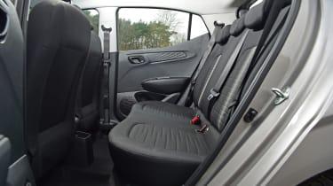Hyundai i10 - rear seats