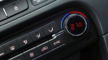 Kia Ceed - climate control