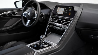 BMW 8 Series - cabin