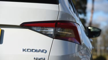Skoda Kodiaq - rear light