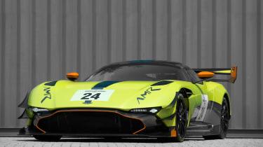 Aston Martin Vulcan AMR Pro - front static