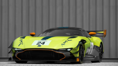 Aston Martin Vulcan AMR Pro - front static