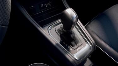 Renault Captur E-Hybrid - transmission
