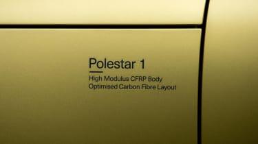 Polestar 1 special edition - logo