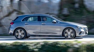 Mercedes A-Class - side