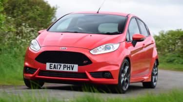 Ford Fiesta ST 5-door - front