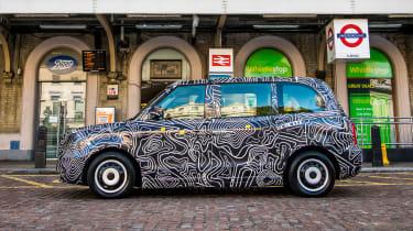 TX London Taxi - static