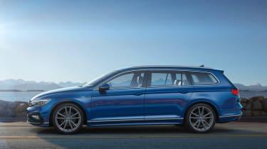 Volkswagen Passat Estate - side static