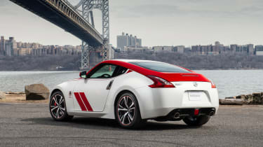 Nissan 370Z 50th Anniversary Edition - rear