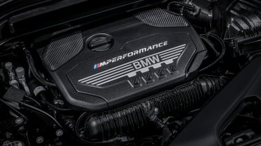 BMW X2 M35i - engine