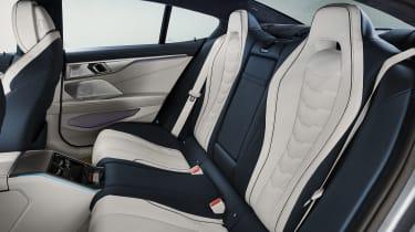 BMW 8 Series Gran Coupe - seats